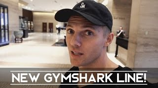 New Gymshark Line