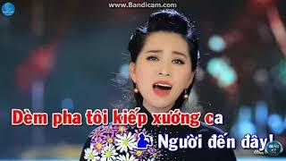 KARAOKE - LK Tình Đời, Phận Tơ Tằm { sc }  Quách Hùng moi feat