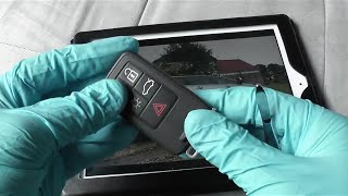 Volvo Key Fob CR2430 Battery Replacement