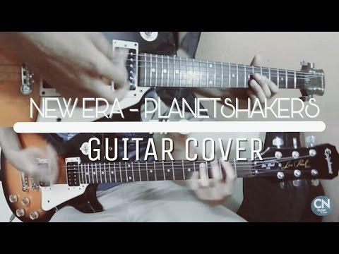 New Era - Planetshakers || Cover Guitarra || Guitar || Tutorial Chords || Christian Niño