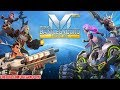Mobile Battleground: Frontline Android Gameplay (By Alchemisted Tech)