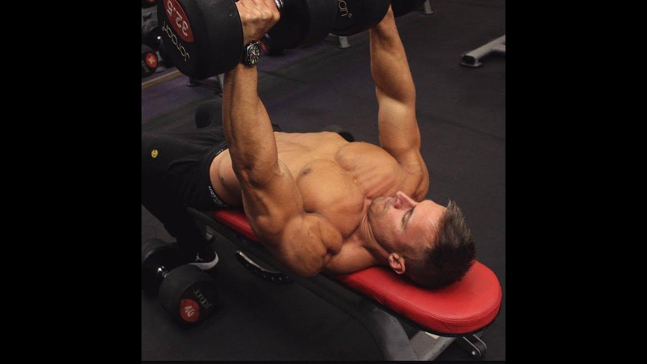 Top 5 bài tập tốt nhất cho nhóm cơ Ngực   Chắc chắn cơ ngực sẽ dày và nét sau 30 ngày