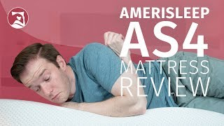 Amerisleep As4 Mattress Review - Made For Side Sleepers? (2018 Update) Reviews
