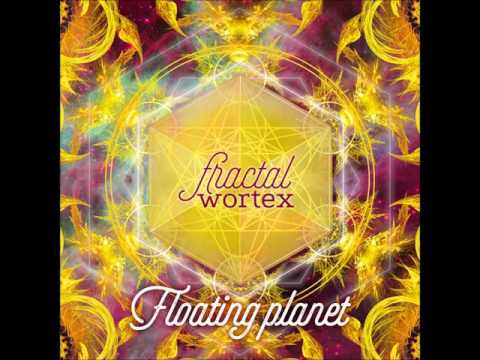 Floating Planet - Fractal Wortex [Full Album]