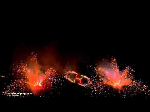 Pyroforum Witten 2016 - Apel Feuerwerk