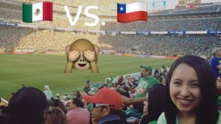 Reto de 26.12- MÉXICO VS. CHILE