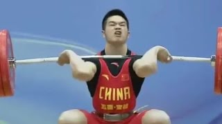 2016 Asian Weightlifting Championships, Men 77 kg \ Тяжелая Атлетика. Чемпионат Азии