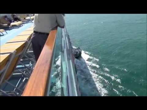 Lotse von Bord