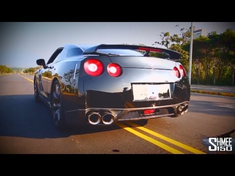 ARMYTRIX Nissan GT-R R35 Exhaust System - Huge Revs And Acceleration