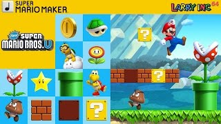 Super Mario Bros - Overworld Music - NSMB Style [LarryInc64]