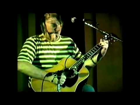 John Fahey live at the New Varsity 1981