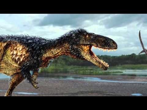 New Tyrannosaur Tells Story of how T. Rex got its Crown