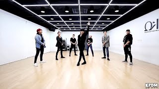 ATEEZ - Fireworks (I'm The One) Dance Practice (Mirrored)