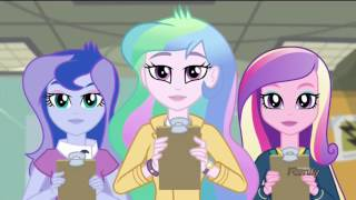 My Little Pony Equestria Girls: Friendship Games -