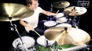Baard Kolstad - Leprous - Rewind (Drum Playthrough)