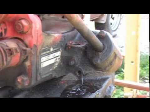 farmall cub steering gear