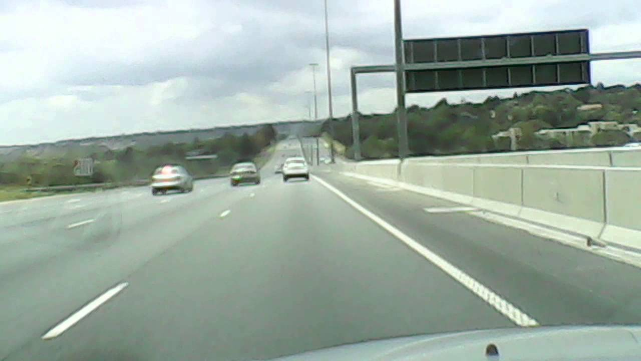 Reckless Driving By Bmw Driver 2014 02 22 N1 North Youtube
