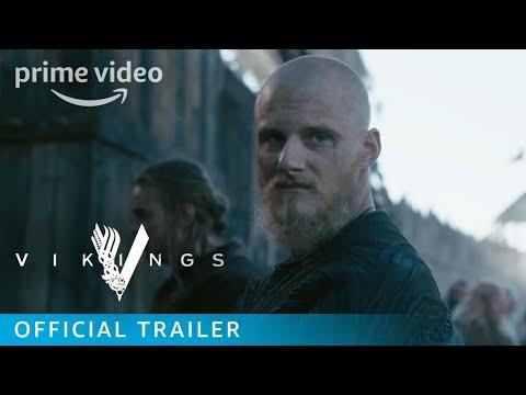 Vikings Season 6 - Official Trailer | Prime Video
