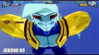 All transformations and attacks of Baby | Dragon Ball Z Budokai Tenkaichi 3