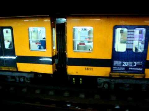 Jepson Girls on Buenos Aires Metro