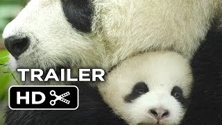 Born in China Official Trailer #1 (2017) - Disneynature Movie HD