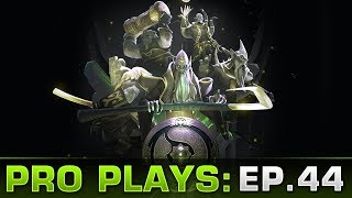 Dota 2 Top 5 Pro Plays Weekly - Ep. 44