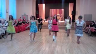 Soul Food - Line dance (performance by latvian dancers)