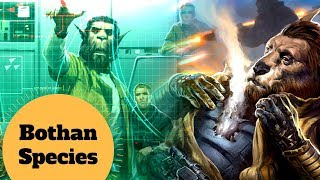 They CREATED the SPYNET - Bothan Species Explained - Star Wars Aliens & Creatures Explained