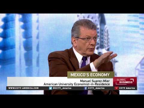 Mexican Economy By Professor Manuel Suarez-Mier