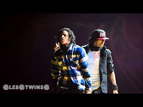 Les Twins Solo - Larry vs Laurent - Top Freestyle  Moments