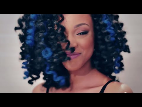 How To Do Crochet Braids With 100 Toyokalon Hair Hot Dipped Curls
