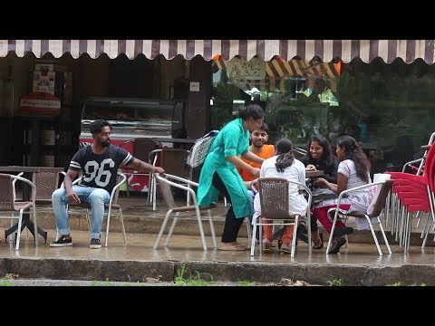 Chair Pulling Prank In India Gone Wrong |...