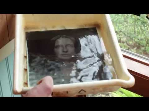 How I do Tintype Photography