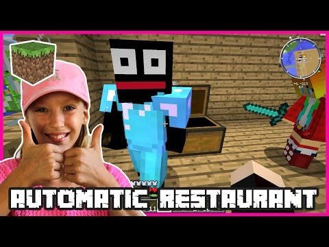 Automatic Restaurant / Minecraft
