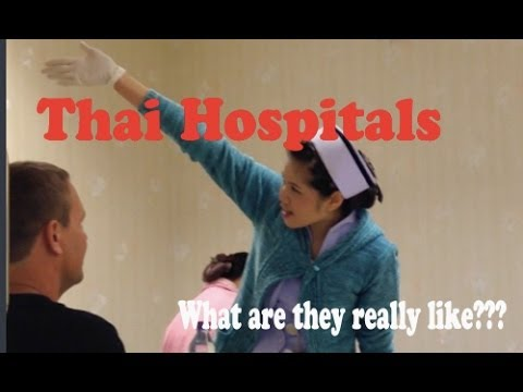 Chiang Mai Hospitals: What Are They Really Like? Cost Of A Doctor Visit, X-ray And Sonogram