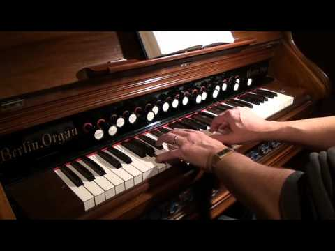 Jerusalem the Golden - Hymn - Berlin Reed Organ
