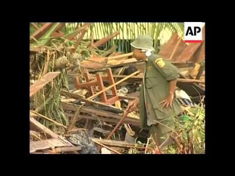 WRAP More Bodies Recovered In Resort; Devastation Aftermath