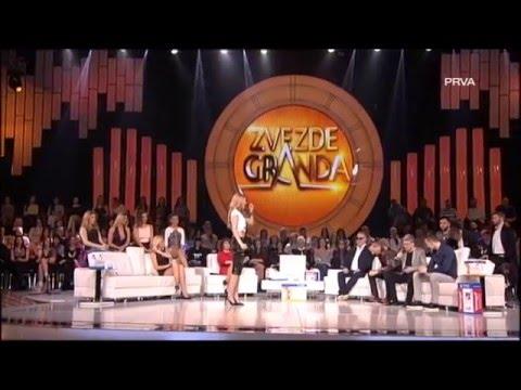Rada Manojlovic & Haris Berkovic - Igra pogadjanja - ZG Specijal - (TV Prva 21.02.2016.)