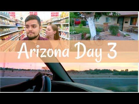 Arizona Day 3 | Il Nostro viaggio on the Road || LifeOfCesar