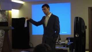 Видео урок 2 Секция охлаждения в вентиляционной установке