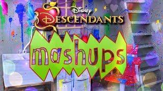 Mash Ups:  ULTIMATE Disney Descendants Crafts | Dizzy | Uma | Dollhouses & more
