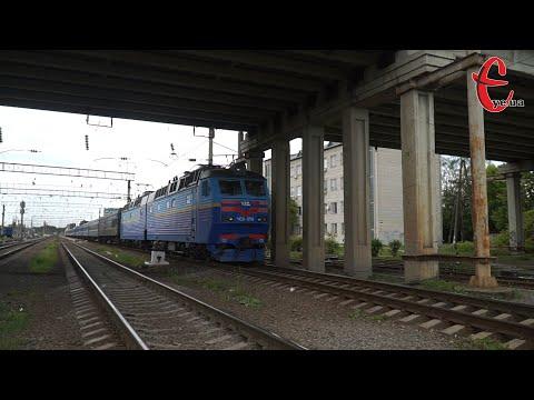 Є Новини Хмельницького YeUa: Потяг Хмельницький-Київ відновив свою роботу