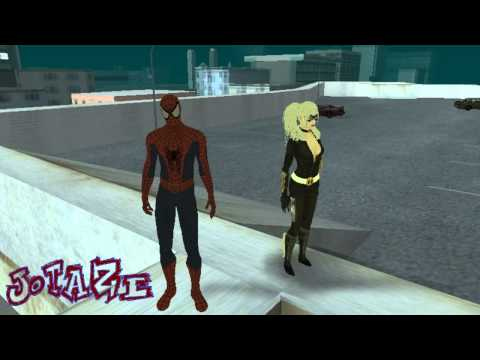 GTA SA LOQUENDO SPECTACULAR SPIDERMAN CAPITULO 3