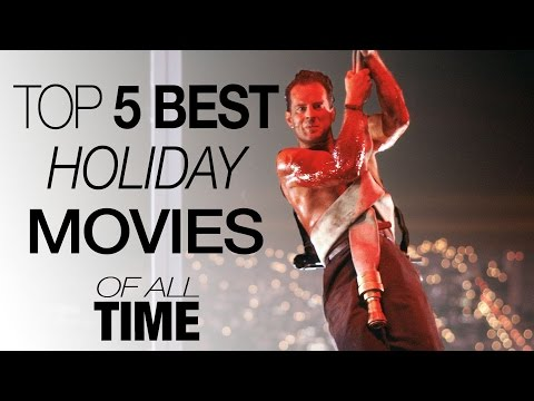 Top 5 Best Holiday Movies of All Time