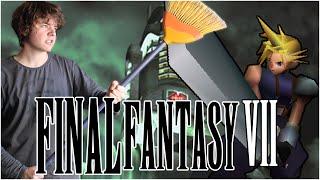 A LENDA DOS RPGS: FINAL FANTASY VII!