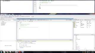 Matlab: Lecture 1