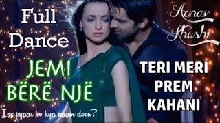 Arnav and Khushi - Full Dance Teri Meri Prem Kahani Albanian Lyrics  Iss Pyaar Ko Kya Naam Doon?