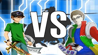 Yugioh Cyberknight8610 vs Mkohl40 - Noble Knights vs Gadgets