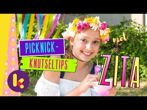 Picknick-knutseltips met Zita