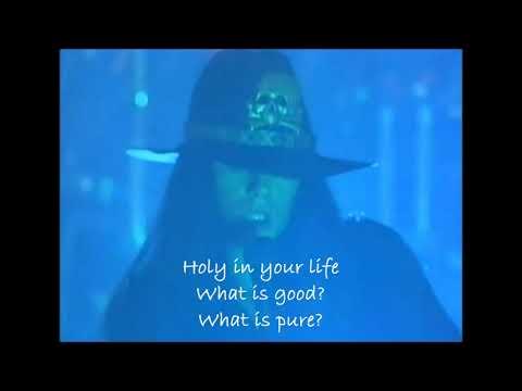 sacred life - karaoke